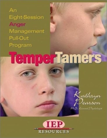 TemperTamers: An Eight-Session Anger Management Pull-Out Program