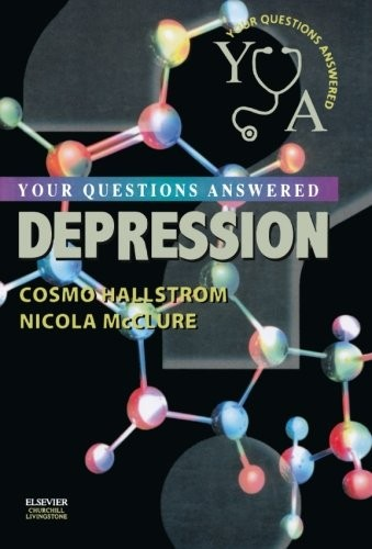 Depression: Your Questions Answered, 1e