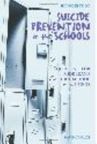 Suicide Prevention in the Schools: Guidelines for Middle and High School Settings