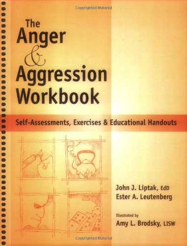 The Anger & Aggression Workbook - Reproducible Self-Assessments, Exercises & Educational Handouts