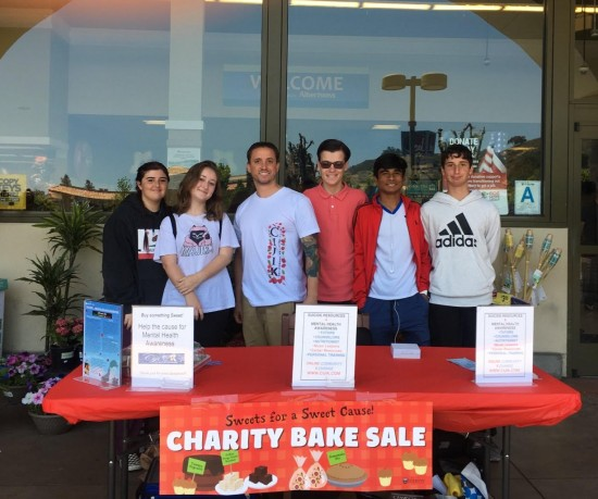 Bake Sale Fundraiser Creating Mental Health Awareness!!