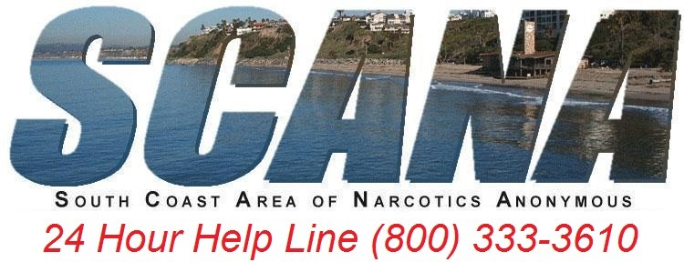 South Coast Area Of Narcotics Anonymous